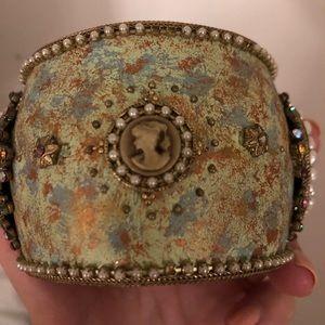 Fun my Victorian bangle bracelet